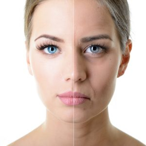 Anti-aging stem cells